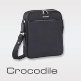 【Crocodile】Marvel布配皮系列直式斜背包0104-07603