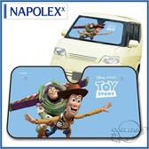 【愛車族】NAPOLEX 玩具總動員前擋遮陽板130*70cm (L) DC-84