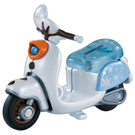 TOMICA DM冰雪奇緣2 雪寶摩托車DS14024 夢幻迪士尼小汽車