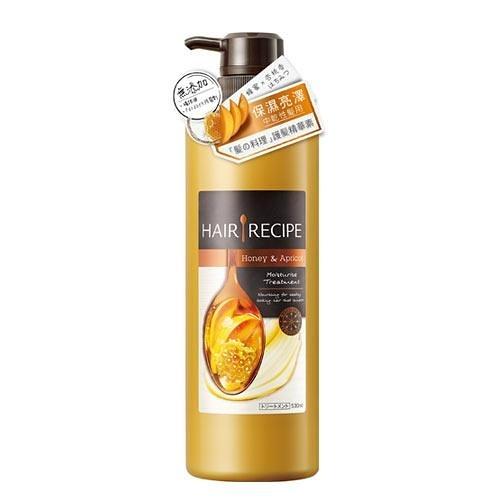 Hair Recipe蜂蜜保濕護髮精華素530g【愛買】