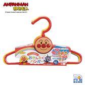 正版授權 ANPANMAN 麵包超人 AN麵包超人兒童衣架3入組 嬰幼兒用品 COCOS AN1000