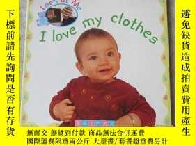 二手書博民逛書店I罕見Love My Clothes (Look at Me (