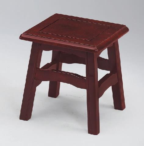 【 IS空間美學】明式低古椅(胡桃色)