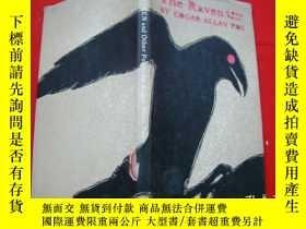 二手書博民逛書店THE罕見RAVEN And Other Poems by ED