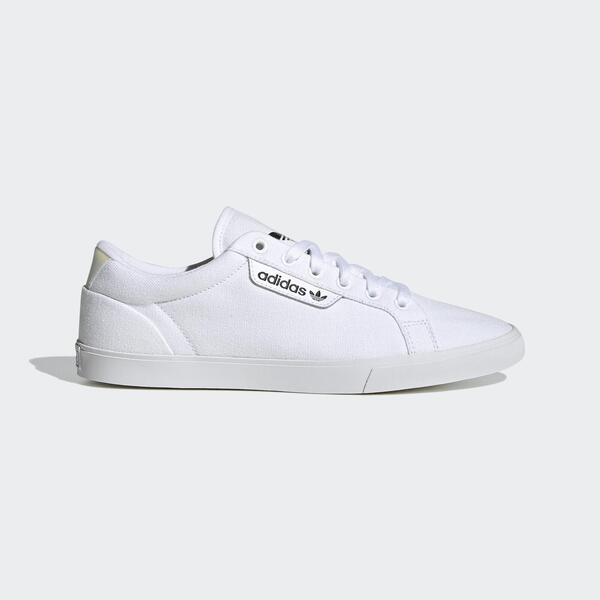 Adidas Sleek Lo W [FV0742] 女鞋 運動 休閒 經典 復古 街頭 造型 修長 穿搭 愛迪達 白