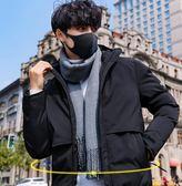 季男士外套韓版潮流休閒棉衣服男裝ins羽絨棉服加厚棉襖