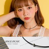 頸鍊 Space Picnic|預購.細繩小圓珠頸鏈【C18032004】