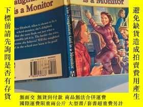 二手書博民逛書店the罕見naughtiest girl is a minitor 最淘氣的女孩是個保姆Y200392