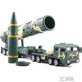 凱迪威1:64東風DF31A洲際彈道導彈髮射軍事汽車模型兒童禮品玩具 3C優購igo