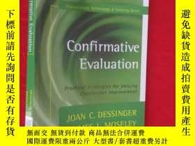 二手書博民逛書店Confirmative罕見Evaluation: Practi