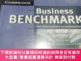 簡體書-十日到貨 R3YCAMBRIDGEBusiness BENCHMARK Pre-Intermediate to Intermedi