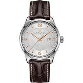 Hamilton JAZZMASTER 爵士機械手錶-44mm H32755551