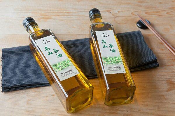 100%無添加 苦茶油500ml/瓶【合迷雅】