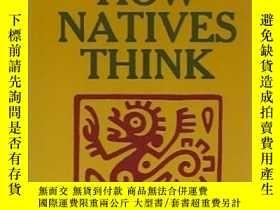 二手書博民逛書店How罕見Natives ThinkY256260 Lucien Levy-bruhl Princeton U