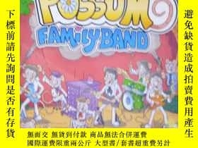 二手書博民逛書店Awesome罕見Possum Family BandY1538