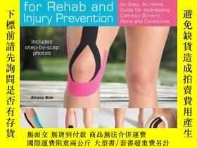 二手書博民逛書店Kinesiology罕見Taping for Rehab and Injury PreventionY410