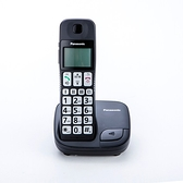 Panasonic 國際牌 KX-TGE110 無線電話 大按鍵大螢幕數位