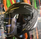 RSV安全帽,VENON,極限/消光黑白