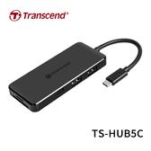 Transcend 創見 TS-HUB5C 六合一 USB Type-C Hub 多功能擴充集線器
