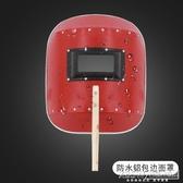 半自動手持式 手工 電焊面罩 焊工面罩 電弧氬弧焊面罩電焊面具CY『新佰數位屋』