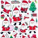 聖誕泡棉貼   B款   DIY裝飾貼紙 想購了超級小物