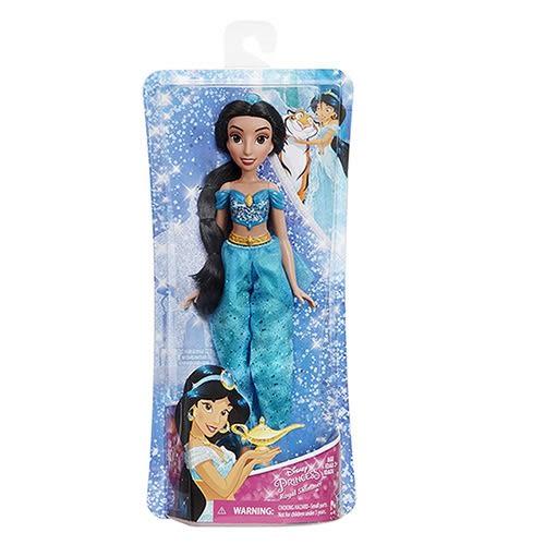 《 Disney 迪士尼 》迪士尼閃亮公主系列C - 茉莉公主╭★ JOYBUS玩具百貨