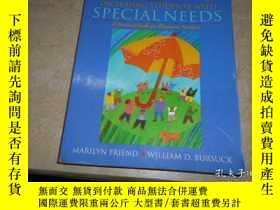 二手書博民逛書店INCLUDING罕見STUDENTS WITH SPECIAL