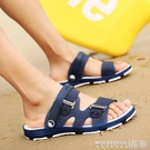 洞洞鞋涼鞋男士拖鞋男夏季一字拖男涼拖鞋時尚外穿沙灘鞋防滑洞洞拖鞋潮特賣