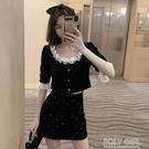 窄裙 緊身一步包臀短裙a字裙女高腰黑色半身裙女夏2021年夏季新款裙子 夏季新品