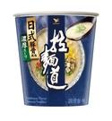 拉麵道日式豚骨風味杯73g【合迷雅好物超...