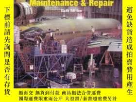 二手書博民逛書店Aircraft罕見Maintenance And Repair