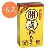開喜 凍頂烏龍茶-有糖 300ml (6入)/組【康鄰超市】