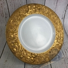 BRAND楓月 Rosenthal 羅森泰 魔笛系列大金盤 K24 浮雕 家居 瓷器 擺設 擺飾 擺件 飾物 裝飾品