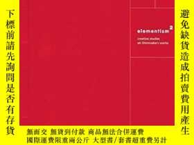 二手書博民逛書店Elementism罕見2Y364682 Hung Lam Mccm Ltd 出版2004