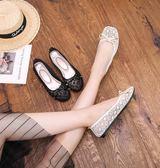 豆豆鞋-復古豆豆鞋透氣好搭蕾絲網面夏季駕車鞋休閒女鞋奶奶鞋 東川崎町