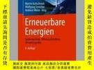 二手書博民逛書店Erneuerbare罕見EnergienY405706 Martin Kaltschmitt ISBN:9
