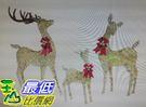 [COSCO代購] W1900277 LED麋鹿家庭裝飾燈