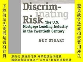 二手書博民逛書店Discriminating罕見Risk: The U.s. M