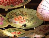 油紙傘表演工藝傘吊頂裝飾傘演出道具傘