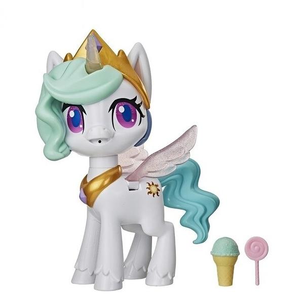 《 My Little Pony 彩虹小馬 》彩虹小馬 親親宇宙公主 / JOYBUS玩具百貨