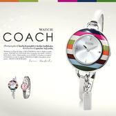 【腕時計本舖】COACH 美式時尚風格 Classic 都會時尚腕表 WH/30mm/名媛時尚/防水/14501302 現+排單/免運!