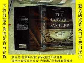 二手書博民逛書店The罕見Harvard Sampler: Liberal Ed