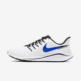 Nike Air Zoom Vomero 14 [AH7857-101] 男鞋 運動 休閒 慢跑 貼合 氣墊 緩震 白藍