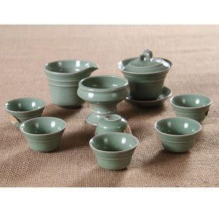哥窯茶具套裝 哥窯開片 功夫茶具陶瓷