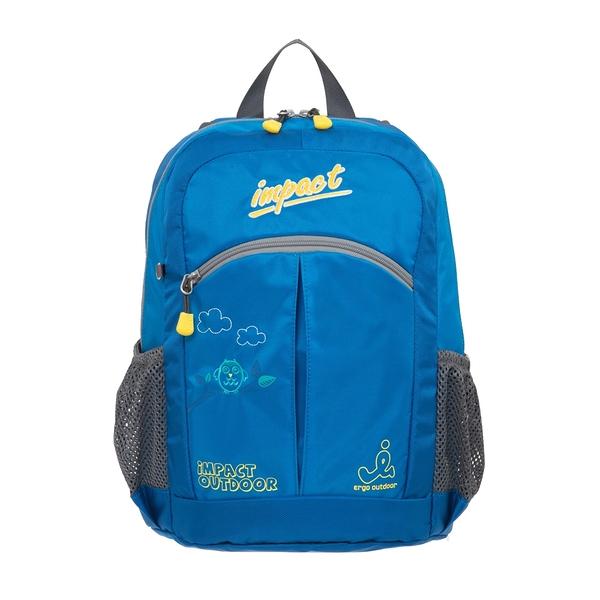 【IMPACT】《新品》後背包-貓頭鷹系列-藍色 IM00H07SB
