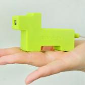店長推薦 USB卡通分線器筆記本電腦擴展多接口otg集線器一拖四插口U盤