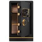 保險櫃 德國CRN希姆勒保險箱80cm 辦公家用大型指紋密碼入墻全鋼保險箱 推薦 快速出貨