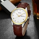 手錶 時尚潮流情侶手錶女士防水學生韓版簡約氣質非機械男錶2021新款 米娜小鋪