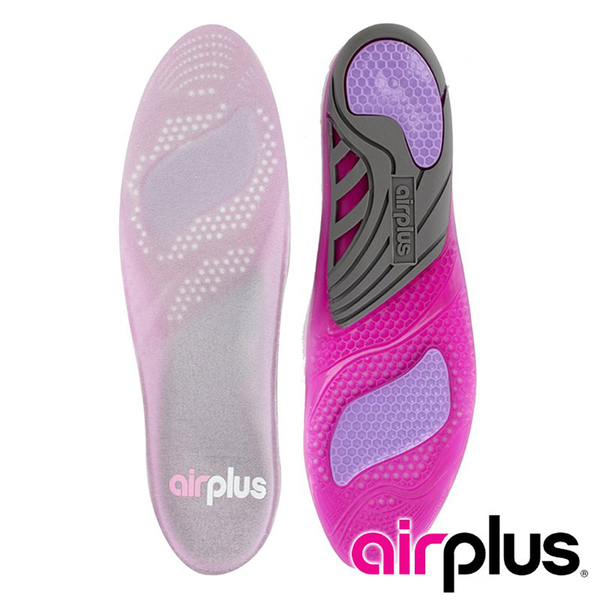 【Airplus】Extreme Gel 女 制震凝膠鞋墊 75015 氣墊 登山 跑鞋 跑步 慢跑鞋 運動鞋 (一雙)