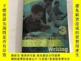 二手書博民逛書店real罕見writing answers3Y326027 英文